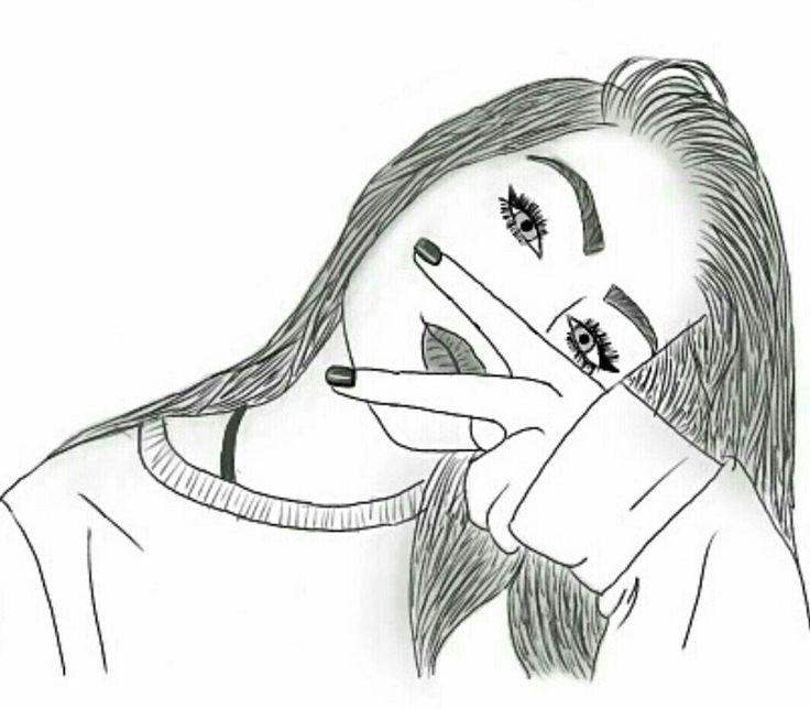 Картинки для срисовки карандашом красивые и легкие для девочек 10 лет, картинки смешные очень