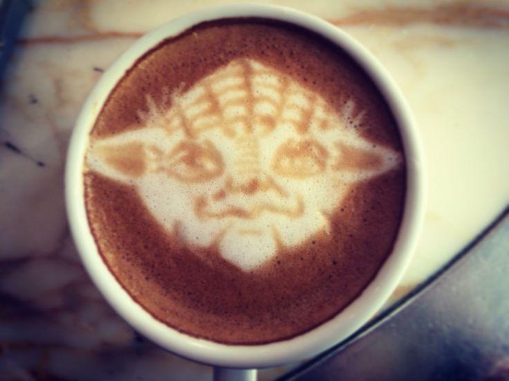 #starwars#joda#jedi#coffe