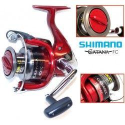 SHIMANO CATANA 2500 FC+FIR GRATIS