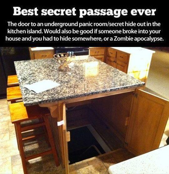 The Best Secret Passage