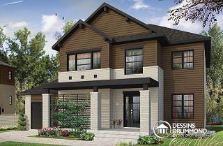Lewiston - Noyo 3 Maison à étage moderne avec 4 chambres, 3 salles de bain, plancher à aire ouverte - W3720
