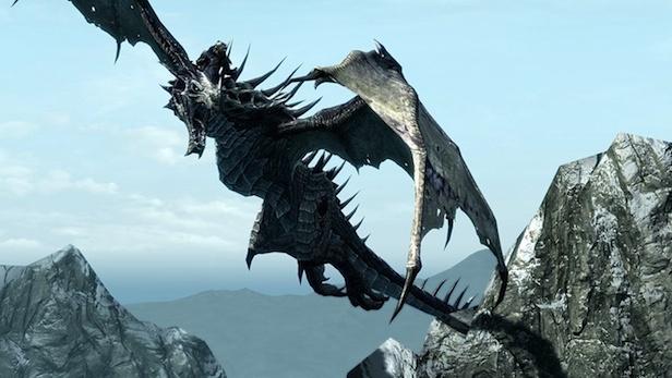 Skyrim's Dragonborn Expansion Lands On Xbox 360 Tomorrow
