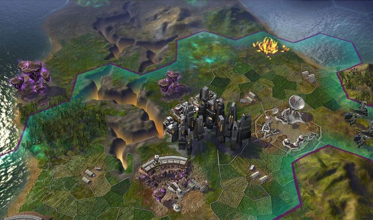Civilization: Beyond Earth takes grand strategy to the stars