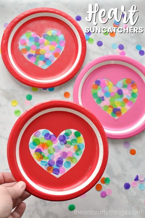 82937b0b322a495f576bd88c3a9b230d - Colorful Heart Suncatcher Craft   I Heart Crafty Things