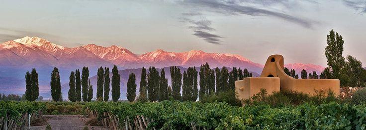 Cavas Wine Lodge, Lujan de Cuyo Argentina