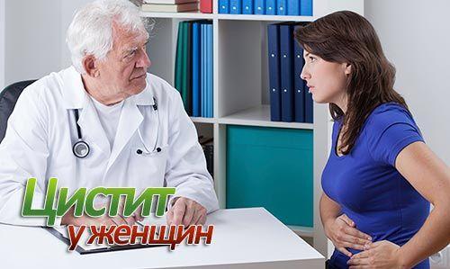 Что такое цистит, симптомы и лечение у женщин.