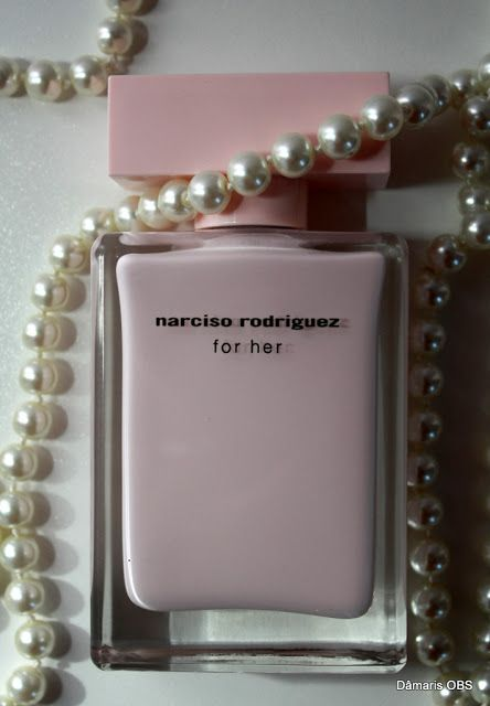 RESENHA DO PERFUME NARCISO RODRIGUEZ FOR HER