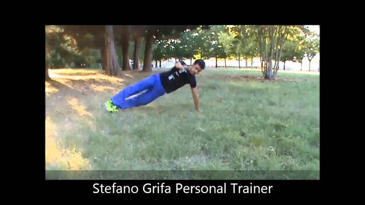 Cross Training 1 -  Stefano Grifa