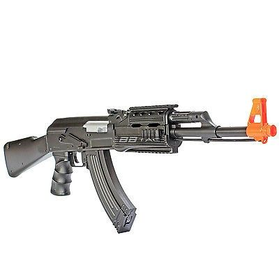 awesome AK47 Airsoft Gun Rifle Black Tactical AEG Automatic Full Electric Cheap BBs AK - For Sale Check more at http://shipperscentral.com/wp/product/ak47-airsoft-gun-rifle-black-tactical-aeg-automatic-full-electric-cheap-bbs-ak-for-sale/