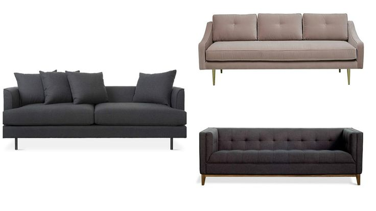 These are three must have couches to put in your breakout area or home.  http://www.jpofficeworkstations.com.au/bogart-luxe-3-seater-sofa/