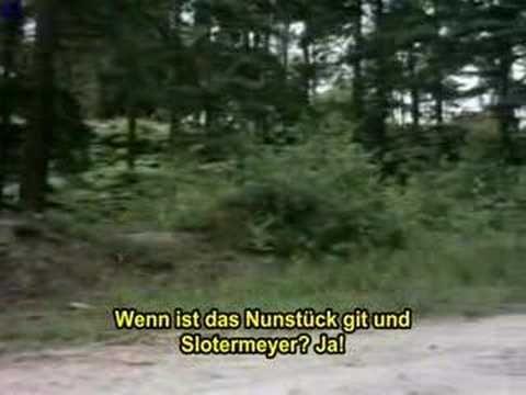 El chiste más gracioso del mundo del grupo británico de humoristas Monty Python.
