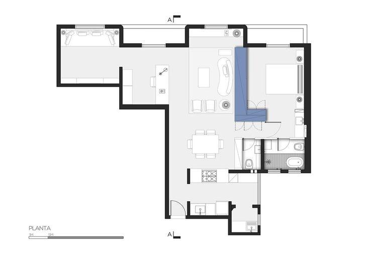 Maison Blavier prix construction 292 plan rez-de-chaussée