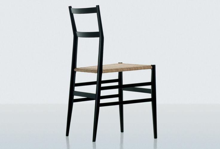 jessicasignellknutsson:  Chair Leggeria by Gio Ponti from Cassina.