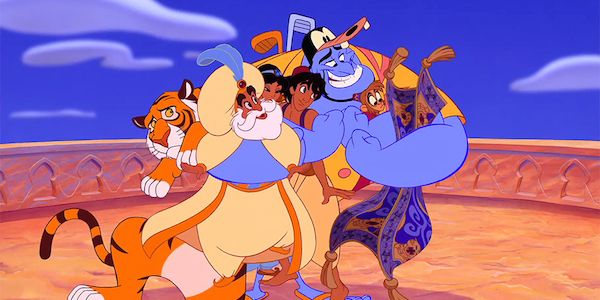 Aladdin is one of the funniest Disney movies thanks to a mad-cap Robin Williams, but it turns out that there was one joke that hilarious to Japanese audiences for the entirely wrong reason.