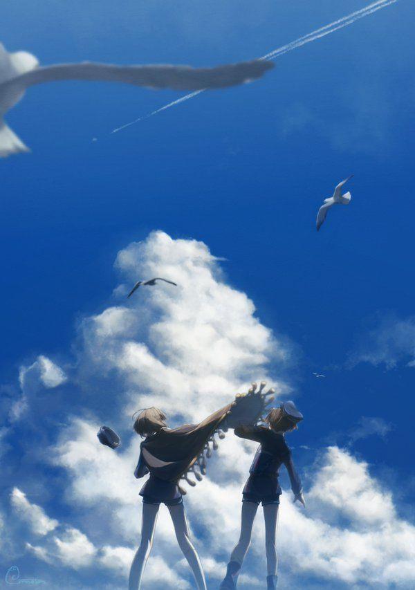 【刀剣乱舞】青空と前田くんと平野くん【とある審神者】 : とうらぶ速報~刀剣乱舞まとめブログ~