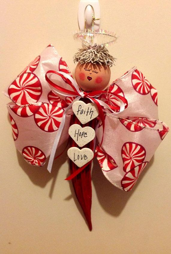 Home Grown Okra Angel Ornaments on Etsy, $15.00                                                                                                                                                                                 More