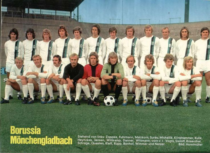 #BorussiaMönchengladbach #fohlenelf
