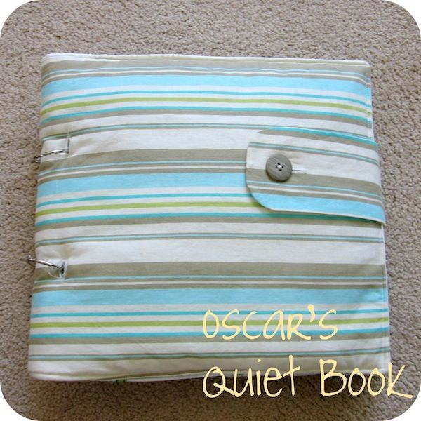 Quiet Book Cover Template ~ Quiet book parenting diy crafts adorable baby shower