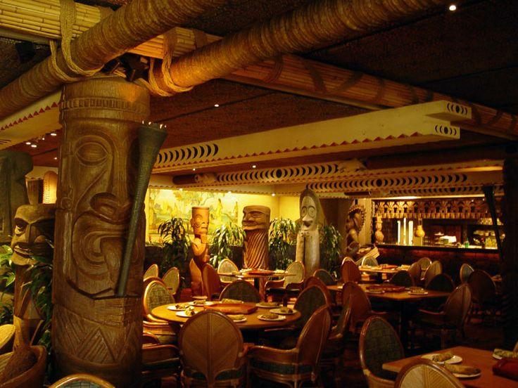 Ohana, my favorite restaurant at Disney!