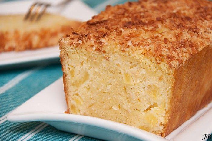 kokos ananas cake