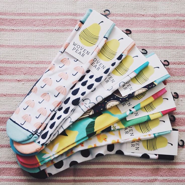 Woven Pear socks [wovenpear.com]