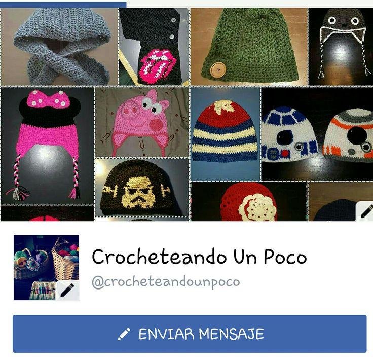 Seguime en Facebook! hago a pedido 😁