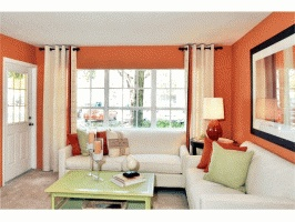 High Short Curtain Rods