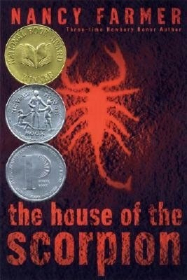 The House of the Scorpion by Nancy Farmer.
