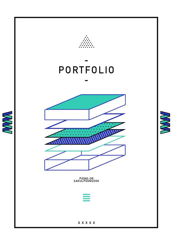 Portfolio for design sundae2015