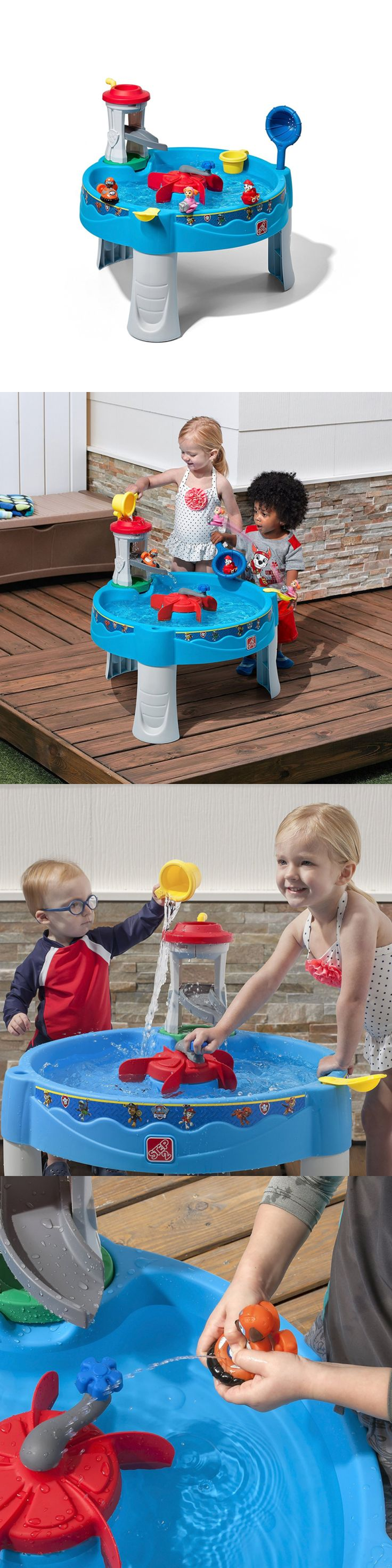 Water Toys 145993: Step2 Paw Patrol Water Table -> BUY IT NOW ONLY: $54.99 on eBay!