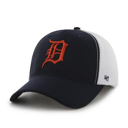 Detroit Tigers '47 Brand Relax Fitted Hat