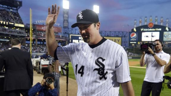 Paul Konerko's historically unique career by Jayson Stark  #konerko #thankspk