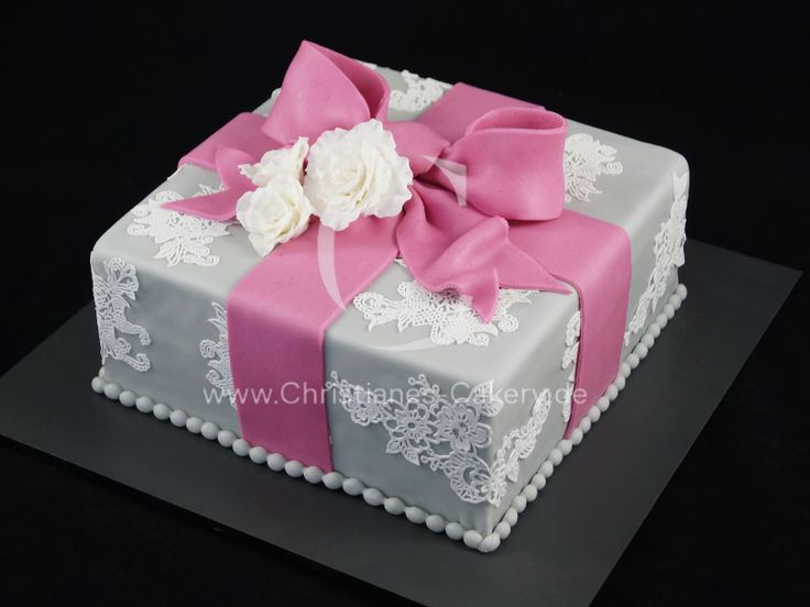 70er Geburtstag, Ornament-Torte, 3D-Torte, Motivtorte