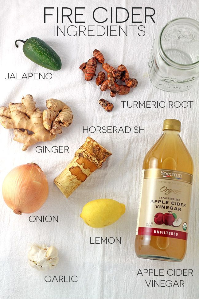 Fire cider is a traditional folk remedy made by infusing vinegar with powerful ingredients like garlic, onions, ginger, pepper, and horseradish. Every recipe for fire cider is a bit different as there are lots of ways to vary the ingredients and you can always adapt the recipe for your personal preferences.