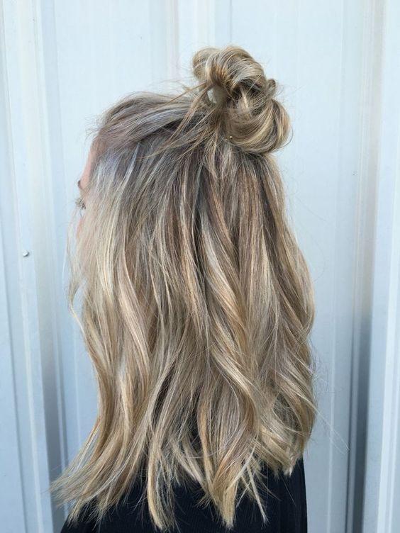 35 Sophisticated & Summery Sandy Blonde Hair Looks - Part 16
