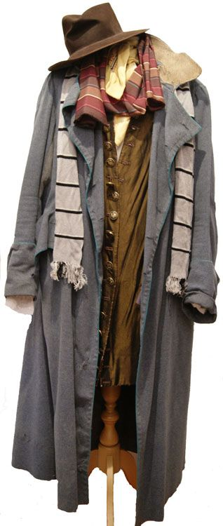Fagin  Layering coats and scarves