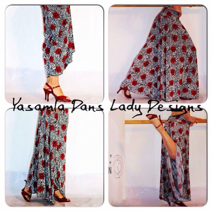 YD Tango Pant Design