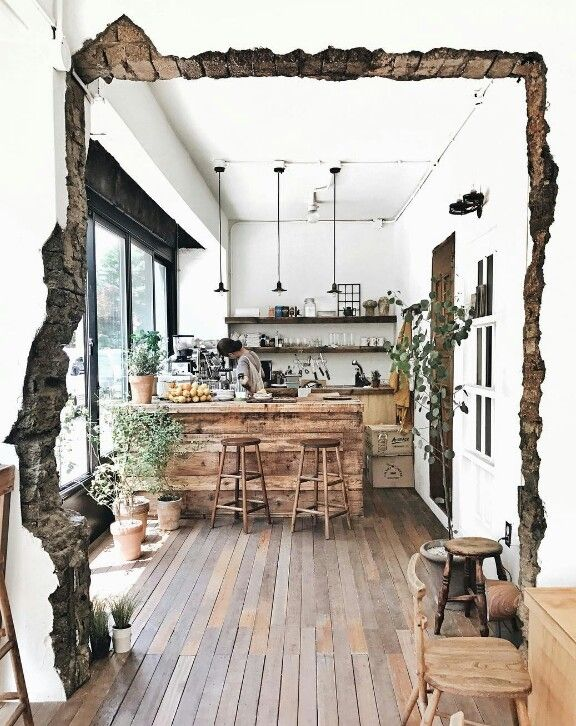 Beautiful Shop With Exposed Brick + Vintage Charm
