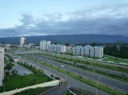 Imagen de las zonas nuevas de Malabo, Guinea Ecuatorial.