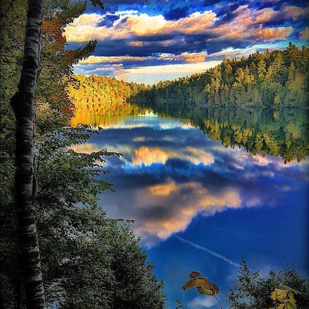 Hike Pink Lake, Gatineau Park. http://www.ncc-ccn.gc.ca/places-to-visit/gatineau-park/pink-lake