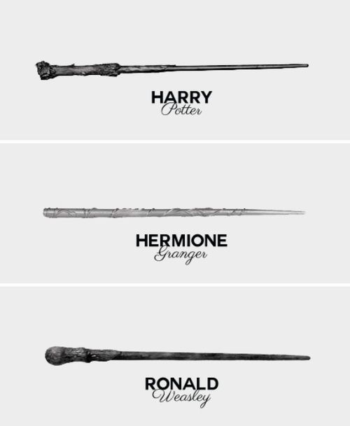 harry potter, hermione granger, and wand resmi