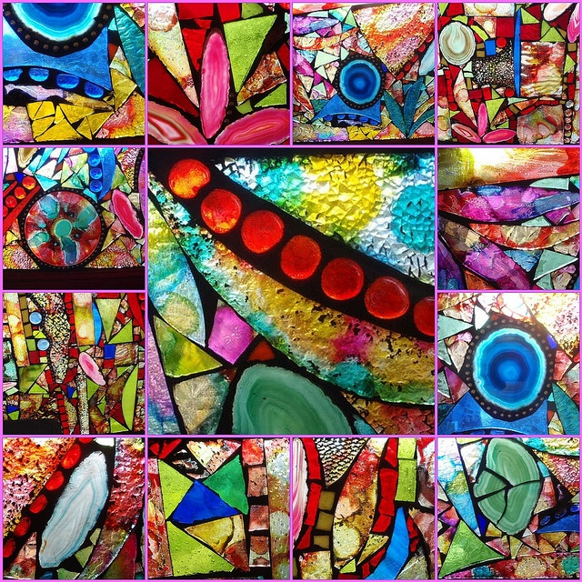 alcohol inks on glass ~ love it! must try on our glass tiles for jewelry and tray pendants! @Kim at eCrafty.com #ecrafty www.eCrafty.com