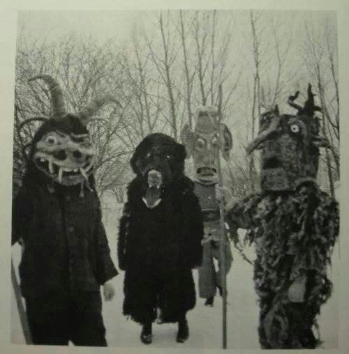 Old Halloween costumes are creepy