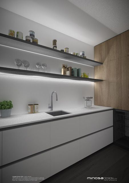 Minosa Design: The Modern Living Room - Kitchen, Lounge & Dine