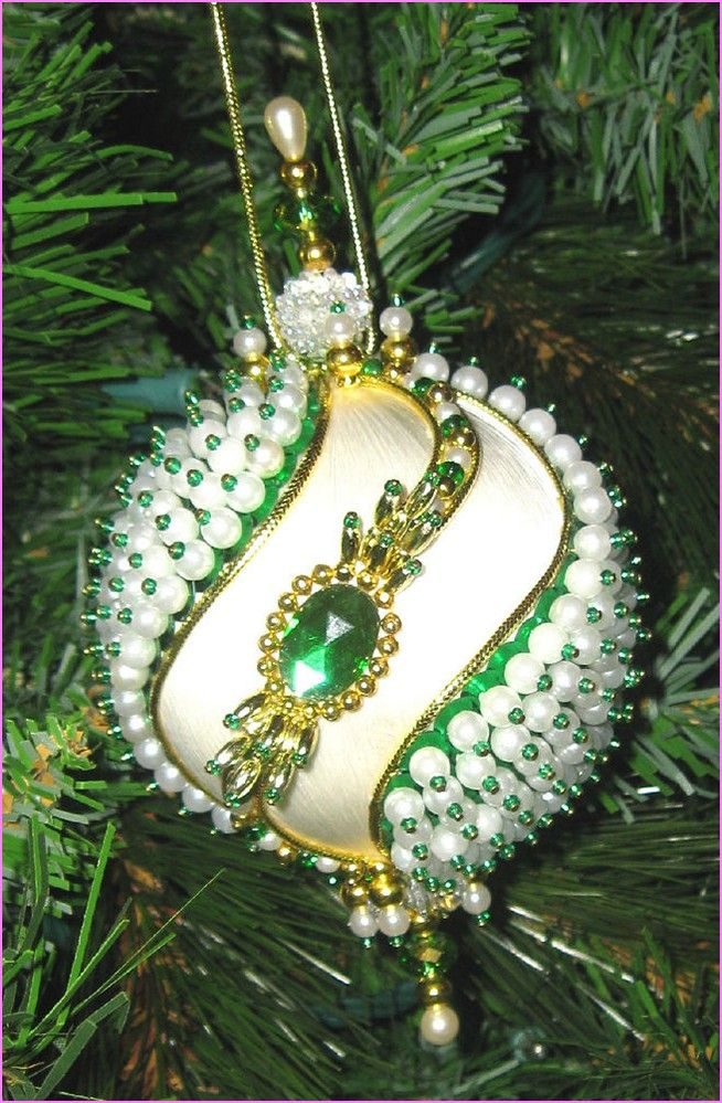 Sequin christmas tree ornament kits : Ideas about sequin ornaments on beaded