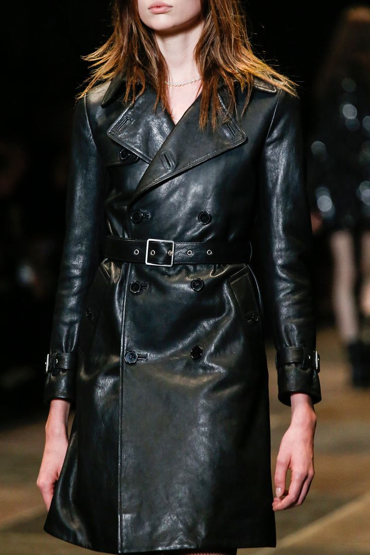 Saint Laurent Automne 2013 Prêt-à-porter - Collection - Galerie - Style.com