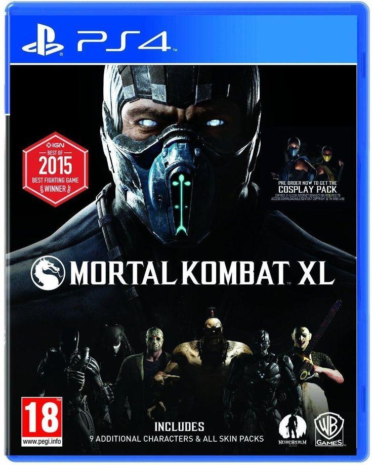 Increibles productos a excelentes precios PS4 - Mortal Komb... . Entra y miralos aquí http://www.nezme.com/products/ps4-mortal-kombat-xl?utm_campaign=social_autopilot&utm_source=pin&utm_medium=pin