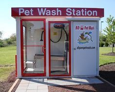 SELF SERVICE DOG WASH STATION IN ENGLAND - Google Search