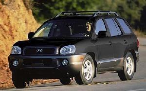 2003 Hyundai Santa Fe Burlington
