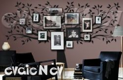 Vinyl wall stickers are a great to transform any house space. They can change beyond recognition a very plain room and decorate a home or office...